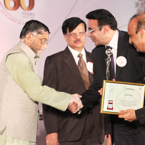 T T Ltd. Awarded Silver Trophy