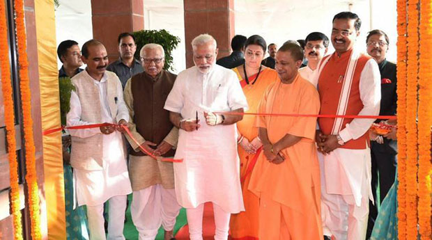 Trade Facilitation Centre for Handicrafts launched by Modi