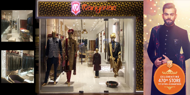 Manyavar Celebrates its 470th Store in Lucknow