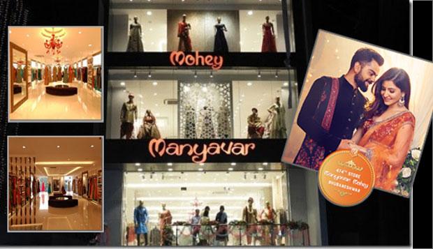 Manyavar Celebrates its 474th store in Bhubaneswar
