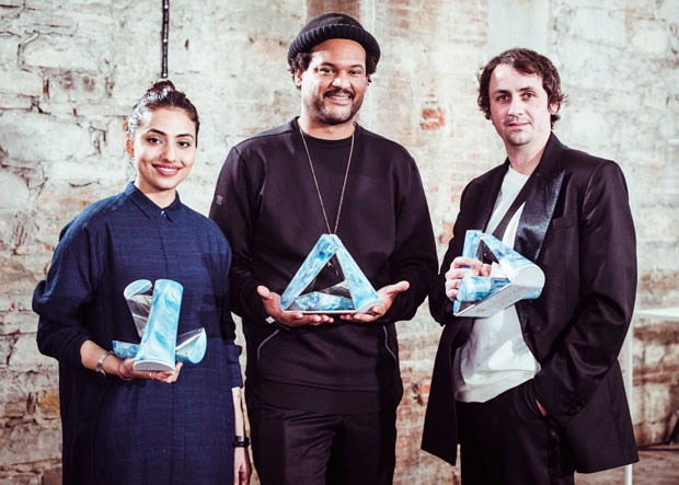 Miller and Bodice has bagged the International Woolmark Prize Award