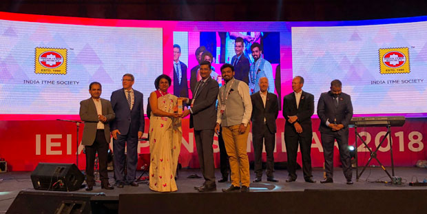 India ITME Society is recognised as India's Top 10 Exhibition Organisers