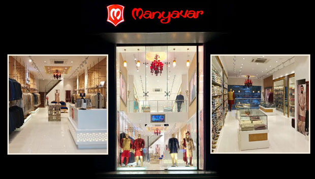 Manyavar Opens 485th Celebration Wear Store in Thane