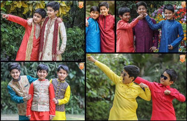 Manyavar presents #NanheManyavar to cater the changing Trends