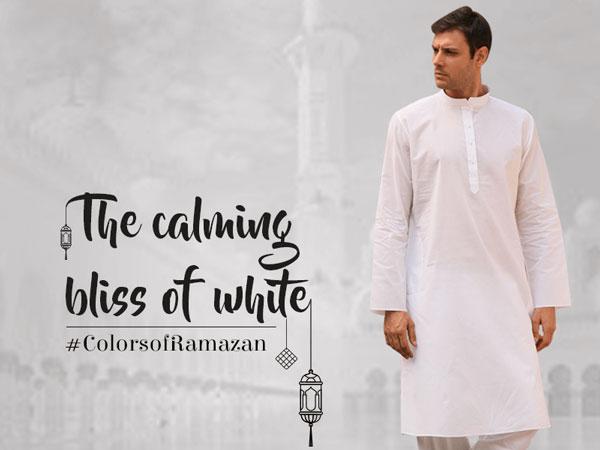 Manyavar unveils Kurta Styles to embrace the new Colors of Ramazan