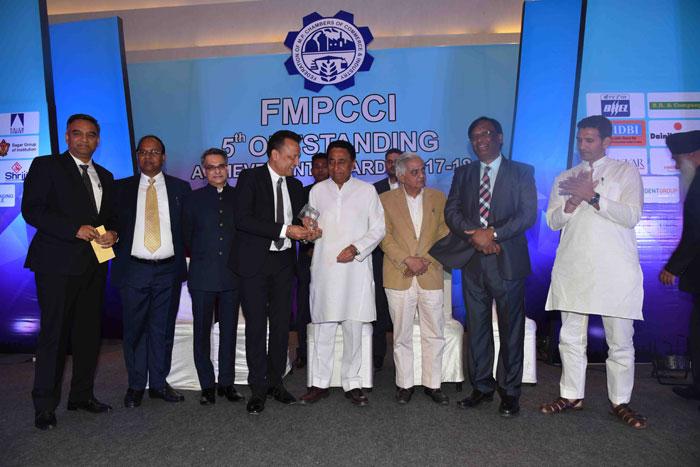 Pratibha Syntex Bags Large Enterprise of the Year Award