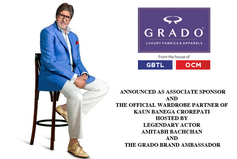 POWER BRAND GRADO FROM THE HOUSE OF GBTL AND OCM - Indian