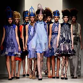 India Bags Best Country Award At London Fashion Week